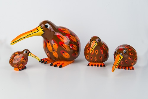 New Zealand Garden Birds